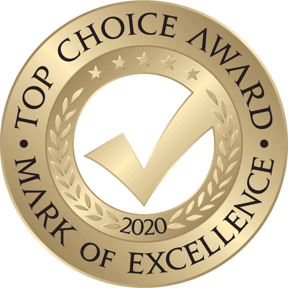 Top Choice Award Mark of Excellence 2020 - Sultan Lawyers